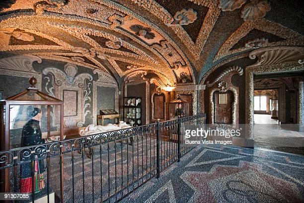 Isola Bella, Interior of Borromeo's Palace