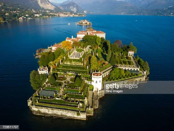 Isola Bella on Lake Maggiore, Stresa, Italy