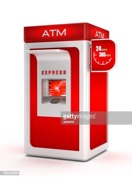 Isolated ATM design