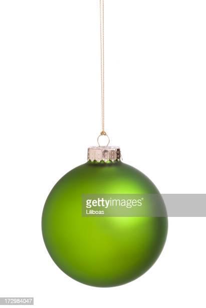 Palle di Natale isolata (XXL