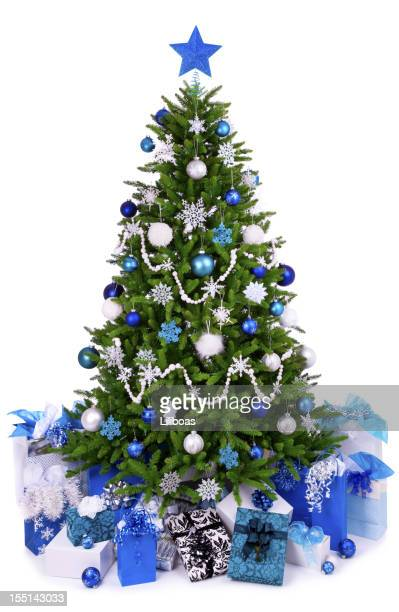 Isolated Christmas Tree