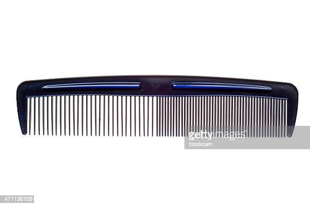 Isolated comb on white