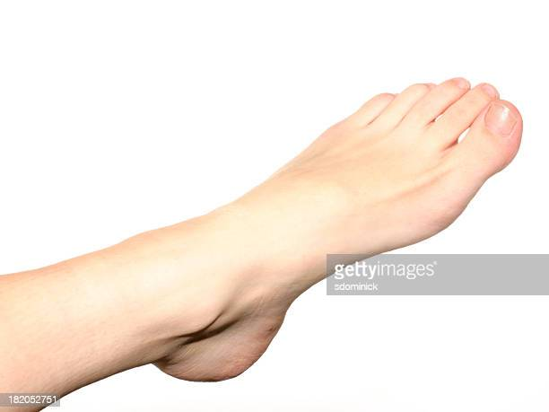 Isolated Foot