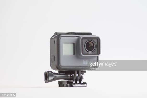 Cámara de acción GoPro Hero aislado 5 negro Full HD