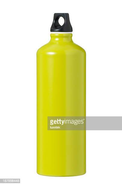 isolated green flask - flask stock pictures, royalty-free photos & images