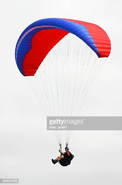 Isolated Paraglider