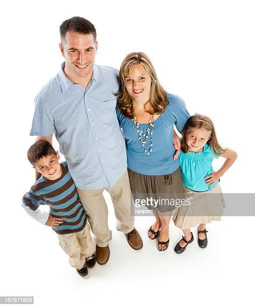 絶縁、ご家族のポートレート