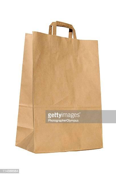 Isolierte Einkaufstasche