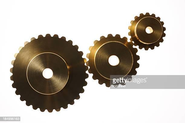 Engrenages en métal