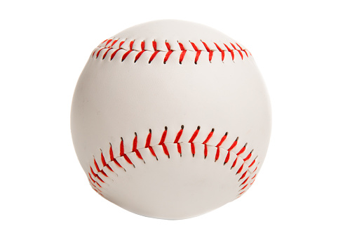 Isolated Softball 1129679588