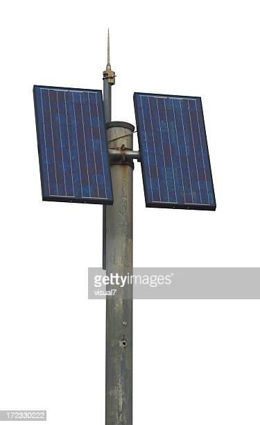 Isolierte solar panel