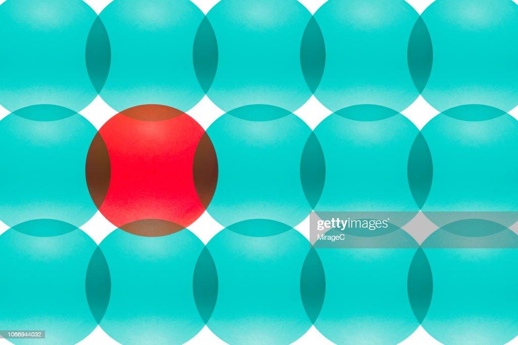 Isolated Sphere : Stock Photo