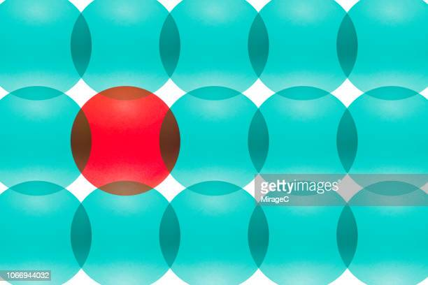 isolated sphere - focus concept stock pictures, royalty-free photos & images