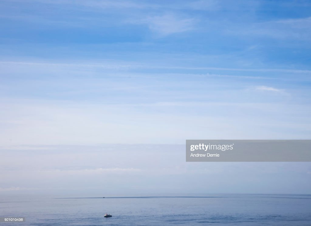 Isolation - seascape : Stock Photo