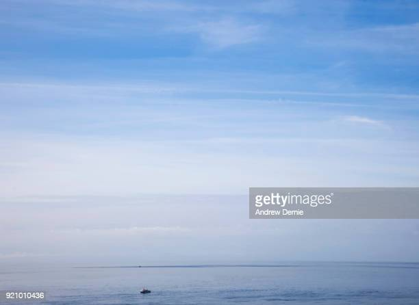 isolation - seascape - andrew dernie stock pictures, royalty-free photos & images