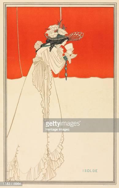 Isolde 1895 Creator Fürstenberg Porcelain Factory Simon Feilner
