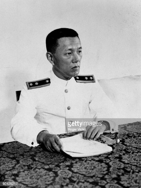 Isoroku Yamamoto Japanese Admiral