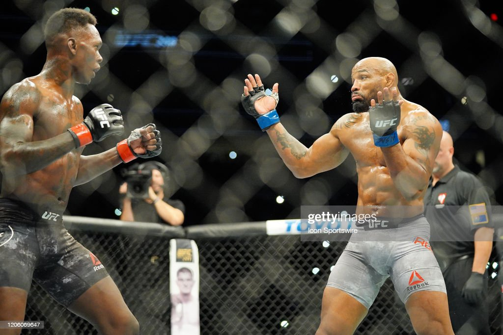 MMA: MAR 07 UFC 248 : News Photo