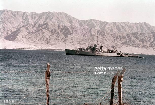 Israel After The Suez Canal War La campagne éclair d'Israël dans le Sinaï a duré six jours Elle a permis de libérer l'entrée du golfe d'Eilat Cette...