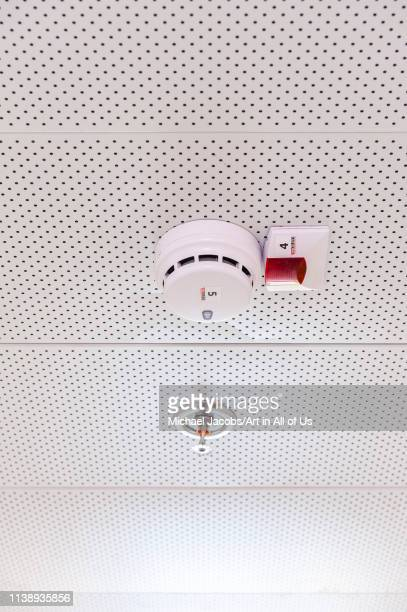 445 Smoke Detector Photos And Premium High Res Pictures Getty Images