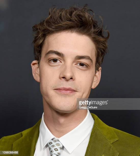 Israel Broussard attends Universal Pictures Special Screening Of Happy Death Day 2U at ArcLight Hollywood on February 11 2019 in Hollywood California