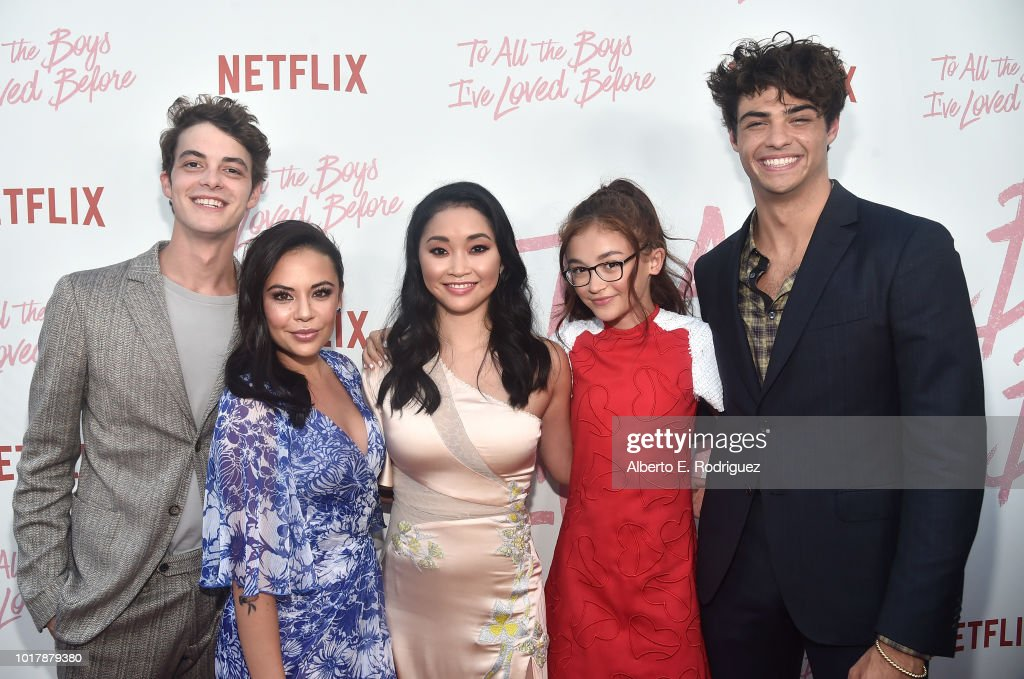"""Screening Of Netflix's """"To All The Boys I've Loved Before"""" - Red Carpet : News Photo"""