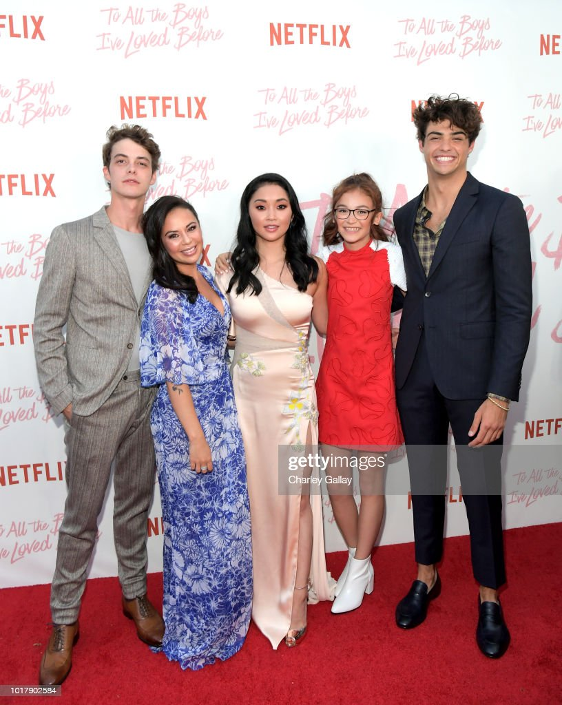 Meet the Cast of 'To All the Boys I've Loved Before'