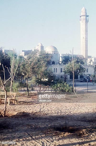 Israel ca 1958 Tel Aviv / Jaffa Moschee Abu Hassan