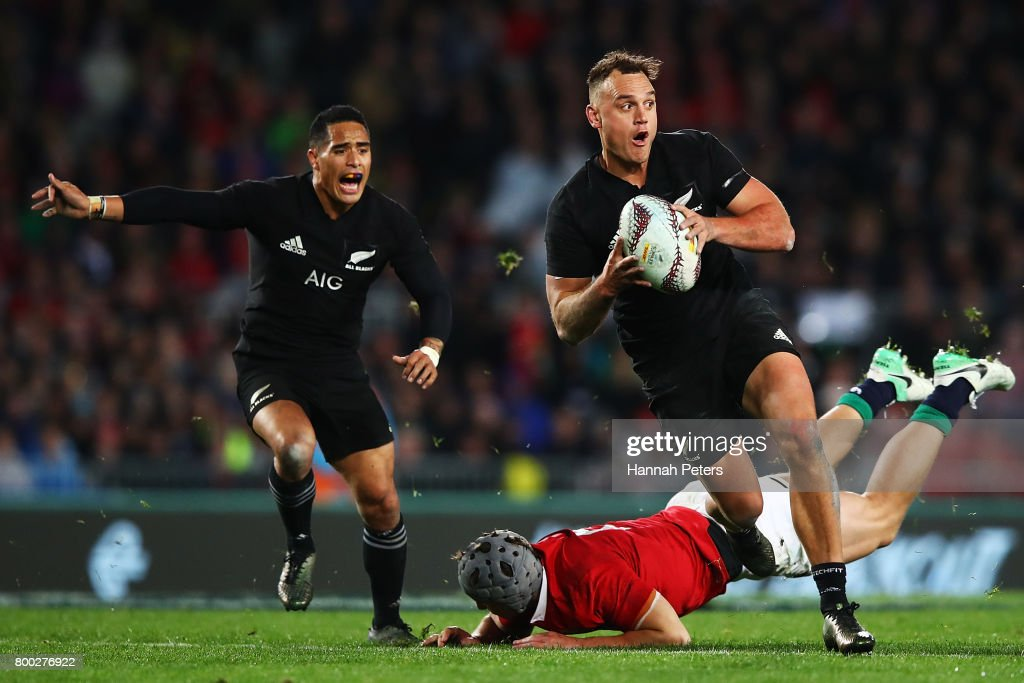 New Zealand v British & Irish Lions - First Test Match