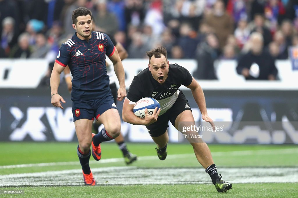 France v New Zealand - International Match