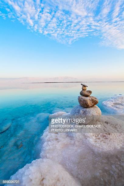 israel, dead sea - dead sea stock pictures, royalty-free photos & images