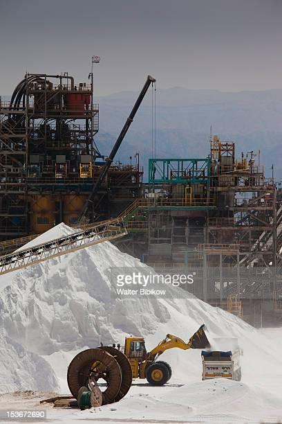 Israel, Dead Sea, Sodom, Dead Sea Works