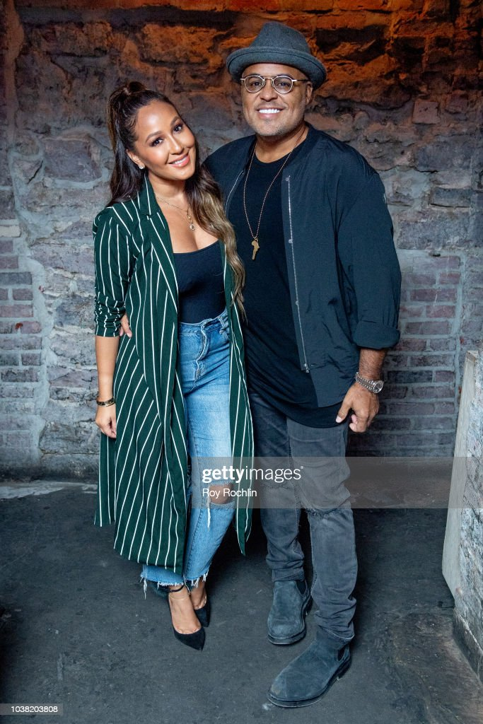 Israel Houghton & Adrienne Houghton Listening Party