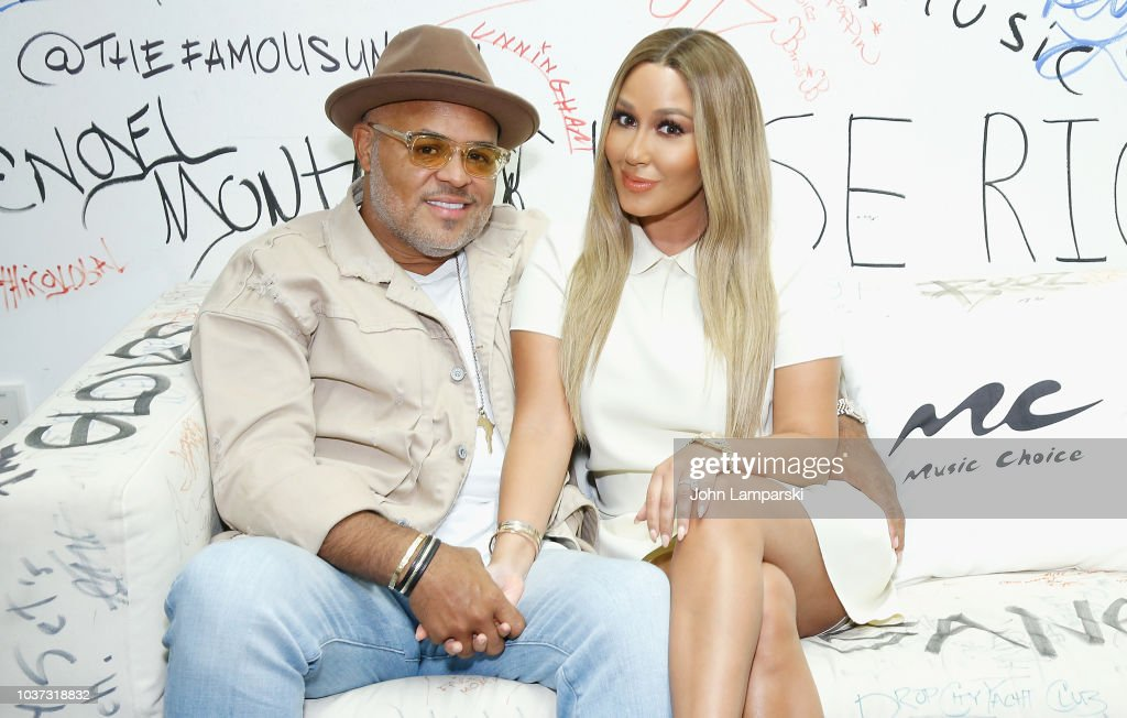 Israel Houghton Visits Music Choice