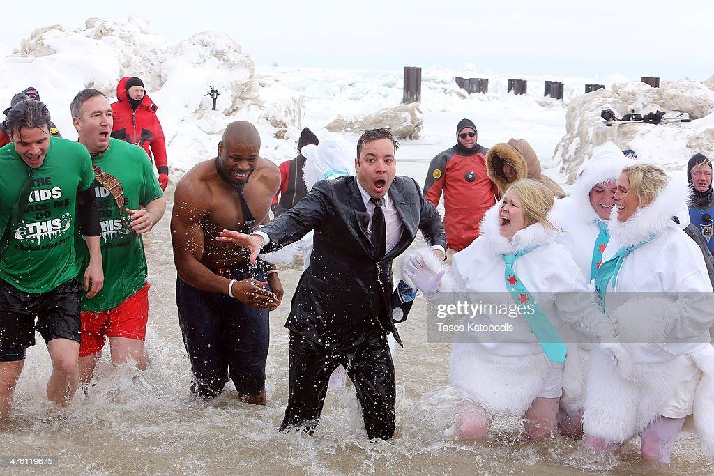 Chicago Polar Plunge 2014