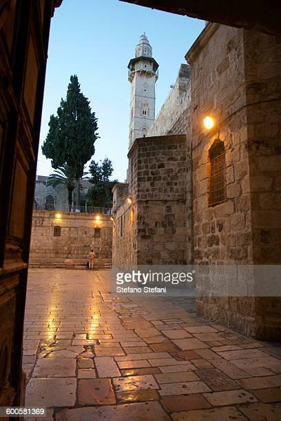 Israel, Jerusalem, Basilica of the Holy Sepulchre