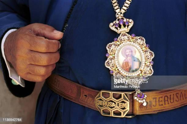 israel , jerusalem , holy sepulchre . - jerusalem stock-fotos und bilder