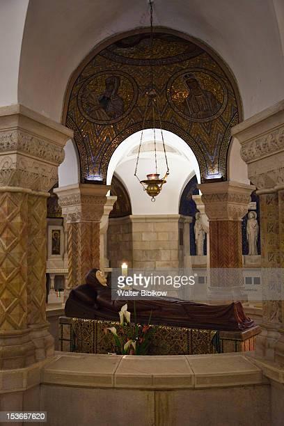 israel, jerusalem, old city, mt. zion - クリプト ストックフォトと画像