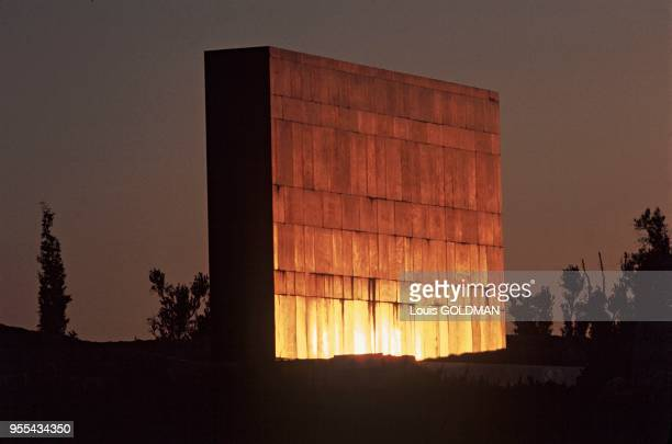 Jerusalem sunset on the Black Wall near the Israel Mseum The Scrolls of the Dead Sea discovered near Khirat Qumram are located in the room called The...