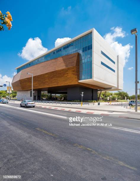Steinhardt Museum of Natural History Tel Aviv university
