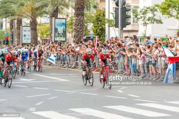 Giro d'Italia arrival in Tel Aviv