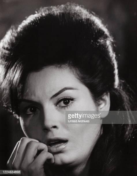 Israeli actress and singer Daliah Lavi Germany 1960s