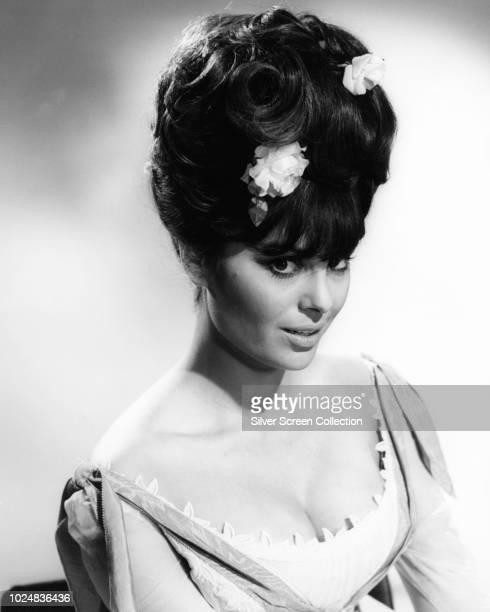Israeli actress Daliah Lavi in period costume circa 1965