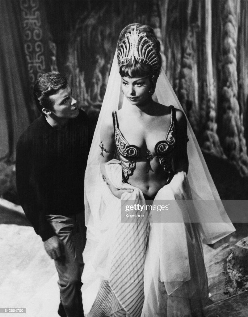 Queen Of Atlantis : News Photo
