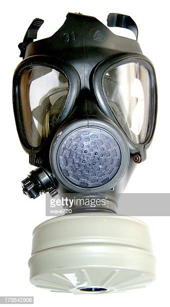 Israeli Army Gas Mask