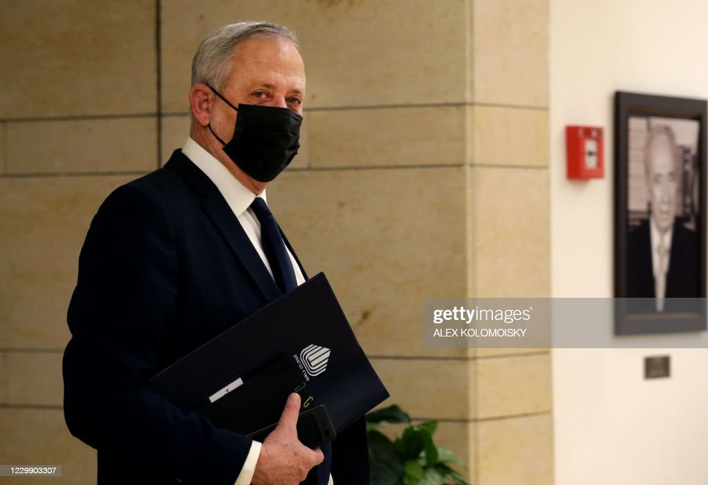 ISRAEL-POLITICS : News Photo