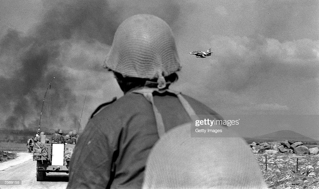 Israel marks 30th anniversary of the 1973 Yom Kippur War : News Photo