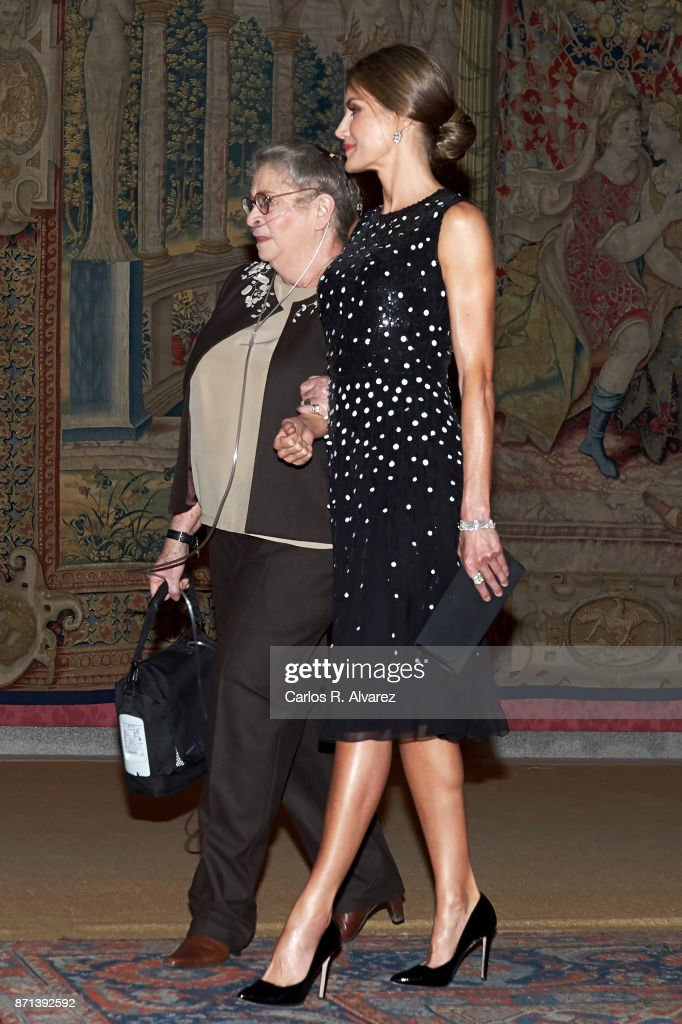 Spanish Royals Host Honor Reception For Israel President : Nieuwsfoto's
