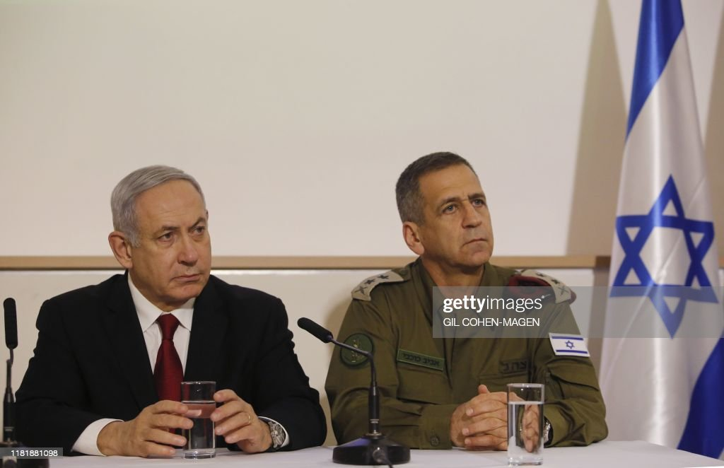 ISRAEL-PALESTINIAN-CONFLICT-DEFENCE : News Photo