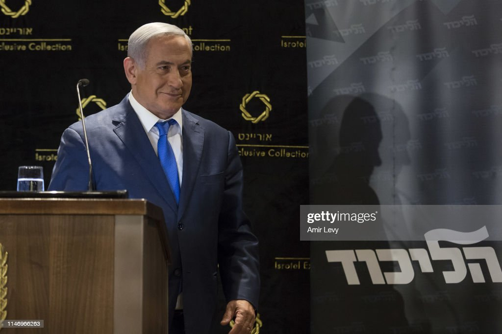 Israel To Return To Polls After Netanyahu Fails To Form Government : News Photo